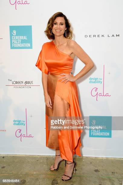 Minnie Driver attends the Cerebral Palsy Foundation's 2017 Design For Disability Gala on May 16 2017 in New York City