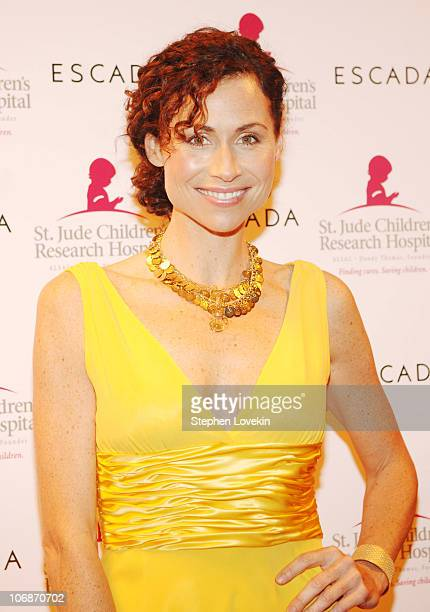 Minnie Driver during Escada Showing and Cocktail Reception of Fall/Winter 2006 Collection Benefiting St Jude Research Hospital at Pink Elephant in...