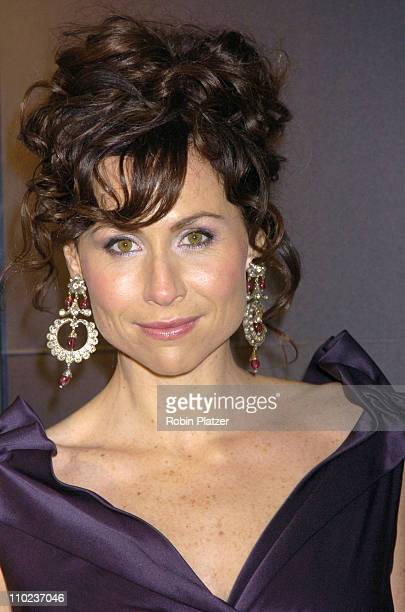 Minnie Driver during Premiere of 'The Phantom of the Opera' New York at The Ziegfeld Theatre in New York City New York United States
