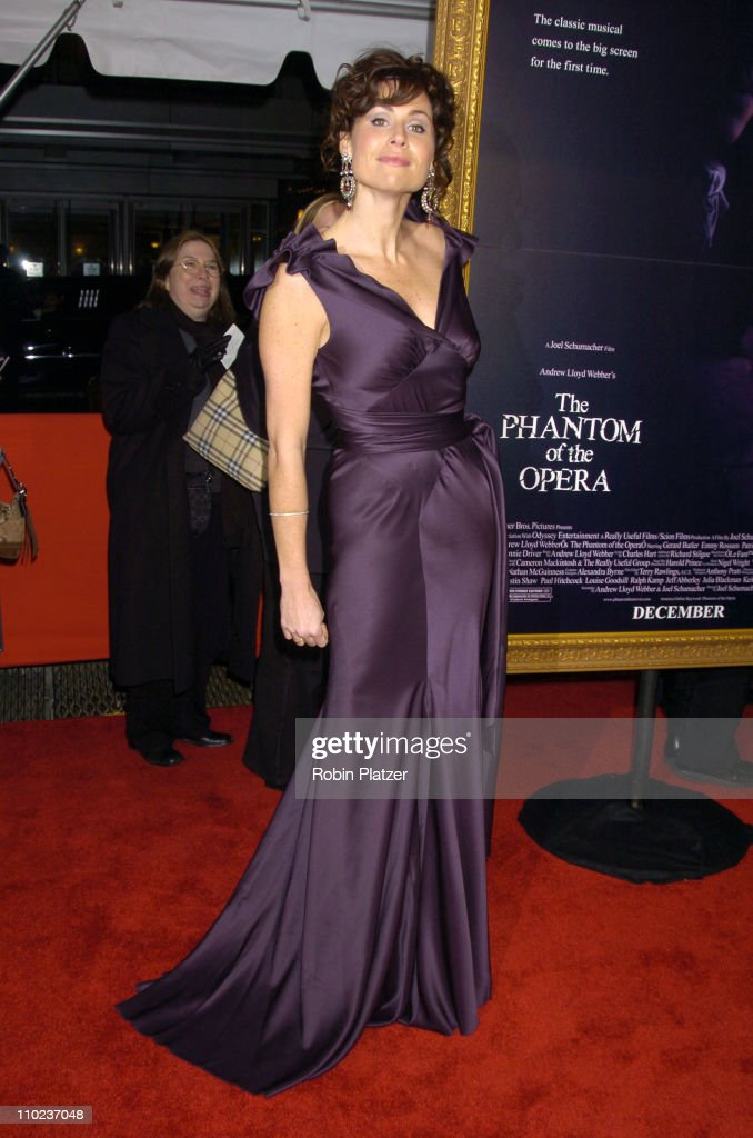 "Premiere of  ""The Phantom of the Opera""  - New York"