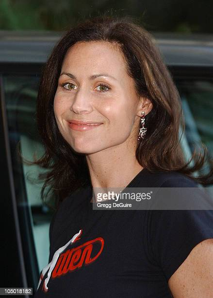Minnie Driver during The 9th Annual BAFTA/LA Tea Party at Park Hyatt Hotel in Los Angeles, California, United States.