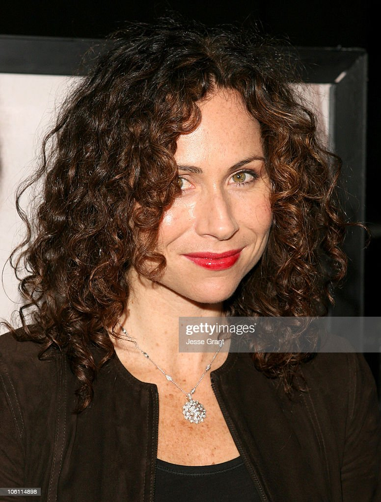 Minnie Driver during 'The Queen' Los Angeles Premiere - Arrivals at Academy of Motion Picture Arts and Sciences in Beverly Hills, California, United States.