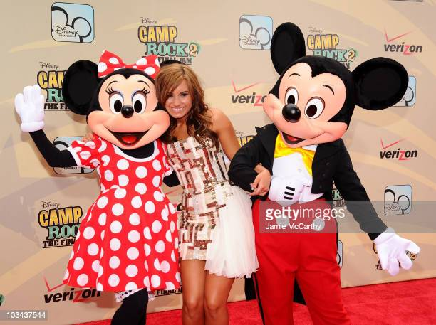 camp rock 2 the final jam 画像と写真 getty images