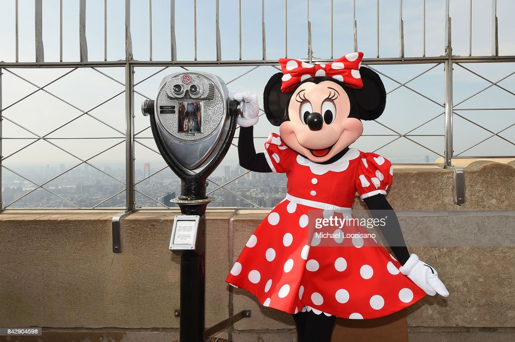 Minnie Mouse Takes NYFW : Photo d'actualité