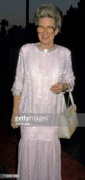 Minnie Pearl during 22nd Annual Academy of Country Music Awards at Knotts Berry Farm in Buena Park California United States