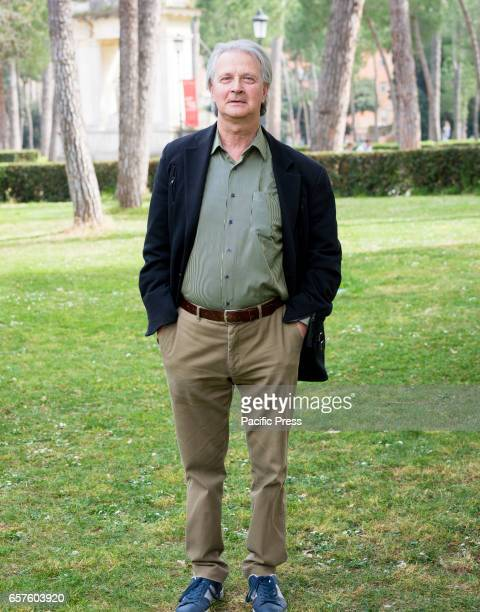 Mino Caprio attends the photocall of 'La mia famiglia a soqquadro'