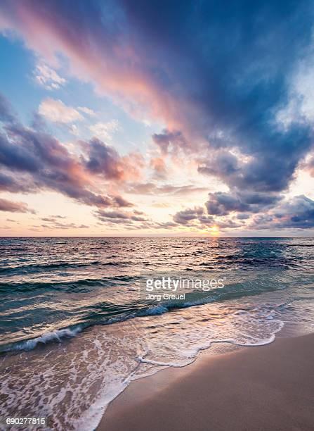 minorca sunset - parte de uma série - fotografias e filmes do acervo
