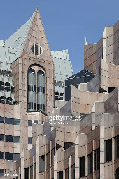 Minster Court Development London United Kingdom Architect Gmw Architects Minster Court Development Exterior Entrance