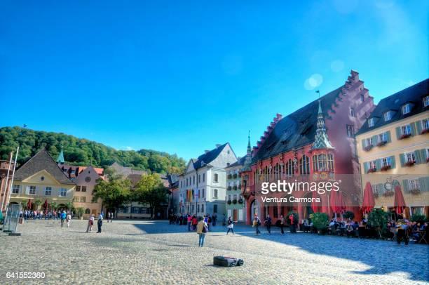Minster Square (Freiburg im Breisgau) Germany