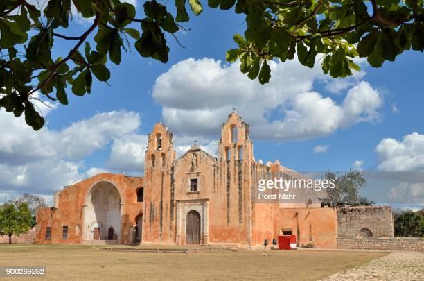 Minster St. Michael, Mani, Yucatan State, Mexico