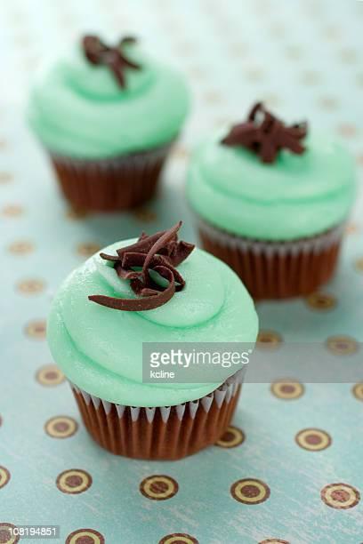 ミントチョコレートケーキ