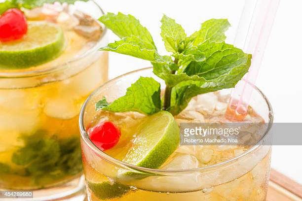 Mint Julep is a sweet cocktail family of the smash drinks like the mojito and brandy smash usually is made with bourbonsugarmint leaves or...