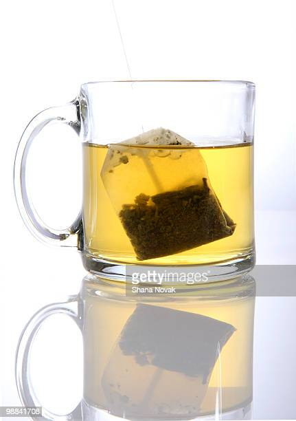 "mint tea in a mug - ""shana novak"" stock pictures, royalty-free photos & images"