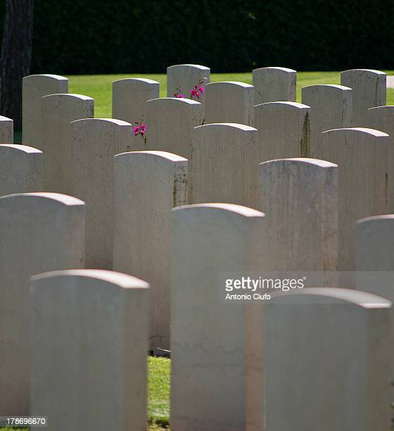 Minturno War Cemetery contains 2049 Commonwealth burials of the Second World War. On 3 September 1943 the Allies invaded the Italian mainland, the...