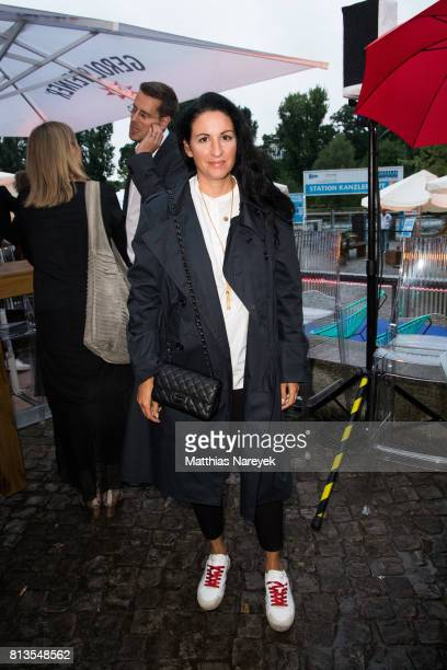 Minu Barati attends the Summer Party of the German Producers Alliance on July 12 2017 in Berlin Germany