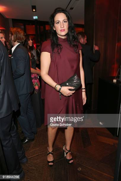 Minu Barati Fischer during the Berlin Opening Night by GALA and UFA Fiction at 'Das Stue' Hotel on February 15 2018 in Berlin Germany