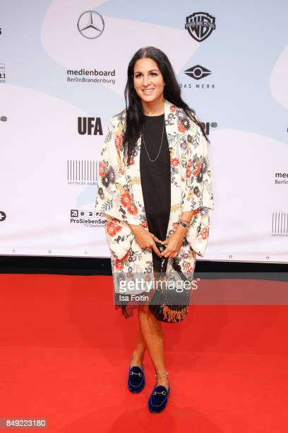 Minu BaratiFischer attends the First Steps Awards 2017 at Stage Theater on September 18 2017 in Berlin Germany