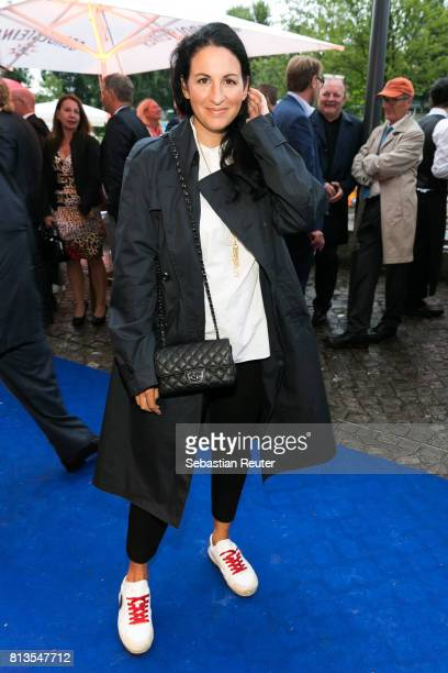 Minu BaratiFischer attends the summer party 2017 of the German Producers Alliance on July 12 2017 in Berlin Germany