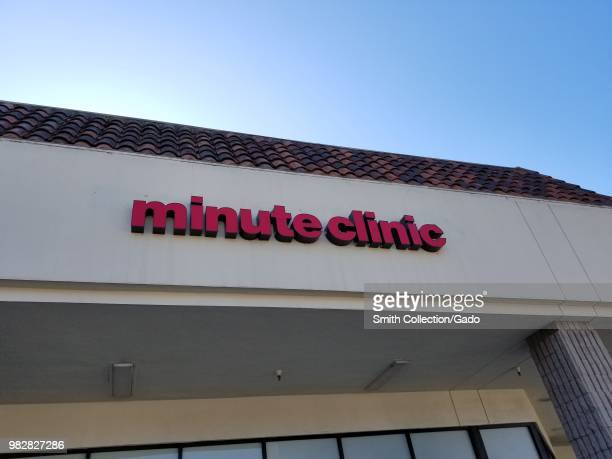 minute clinic cvs stock photos and pictures getty images