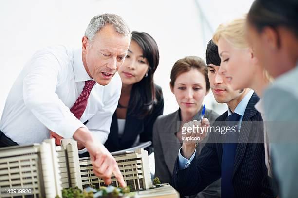 Minute details about building model