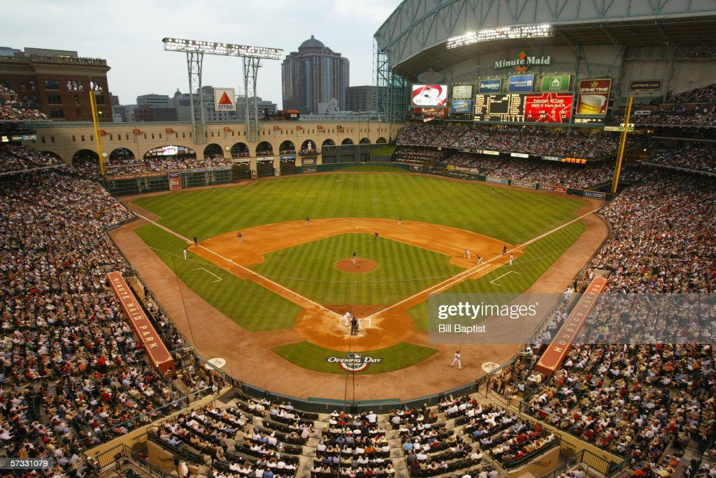Florida Marlins v Houston Astros : News Photo