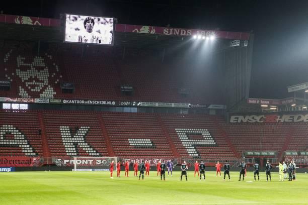 NLD: FC Twente v RKC Waalwijk - Dutch Eredivisie