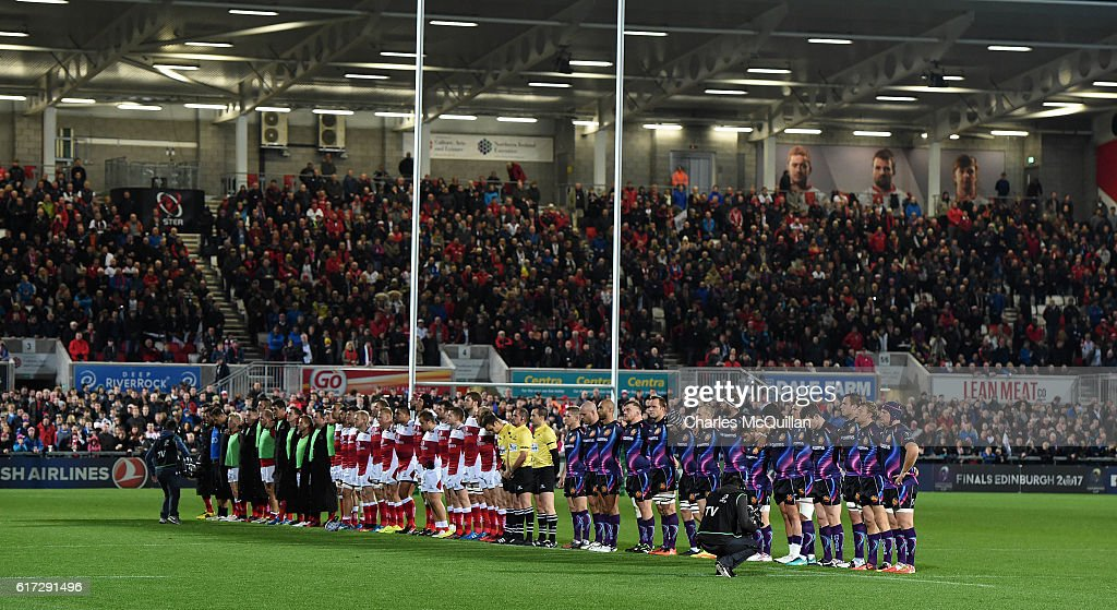 Ulster Rugby v Exeter Chiefs - European Rugby Champions Cup : News Photo