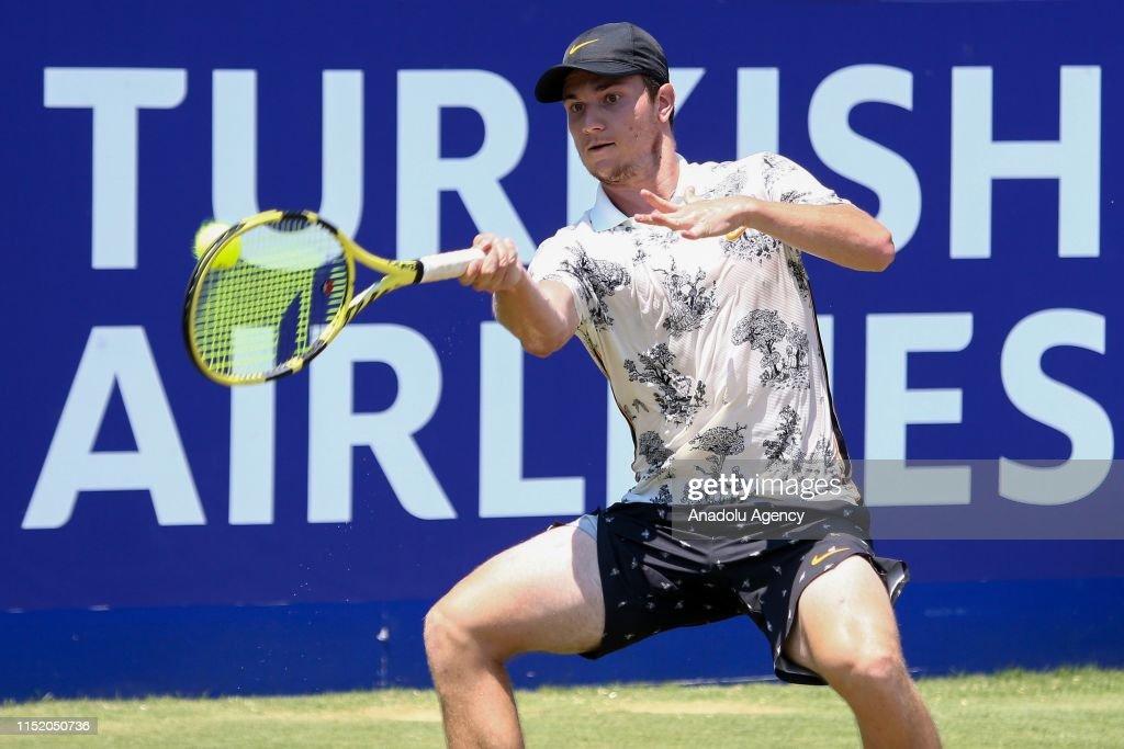 Turkish Airlines Antalya Open Tennis Tournament 2019 : News Photo