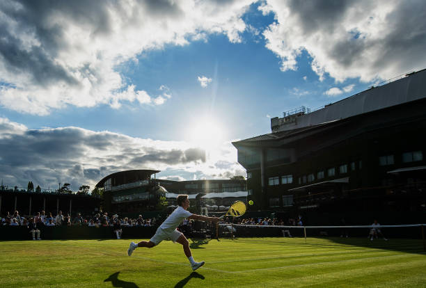 GBR: Day One: The Championships - Wimbledon 2019