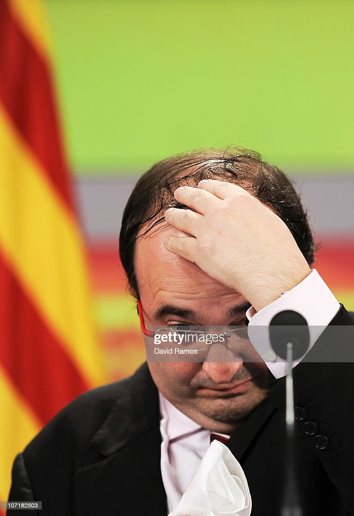 Catalans Vote In Regional Elections : News Photo