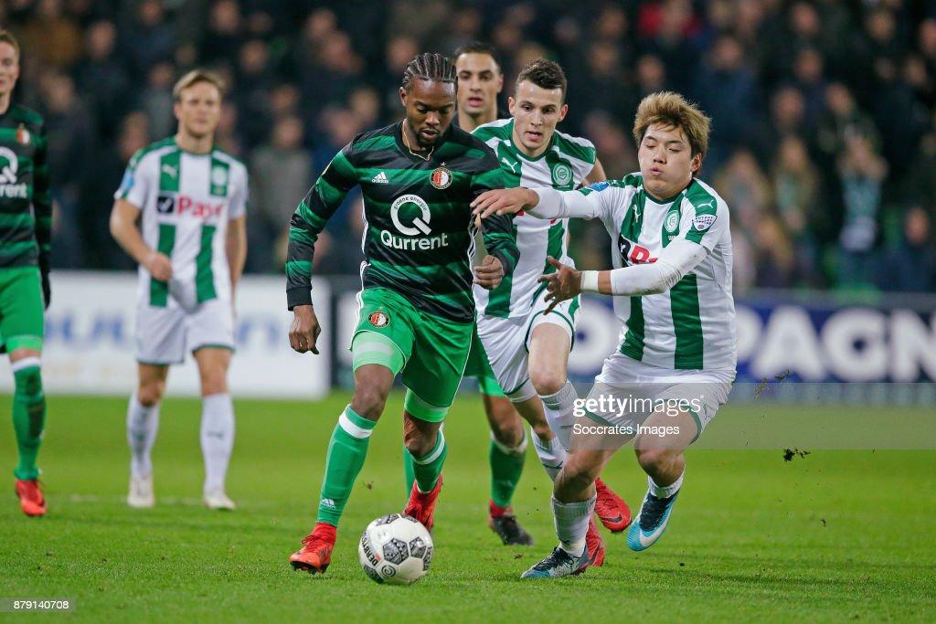Groningen v Feyenoord - Eredivisie