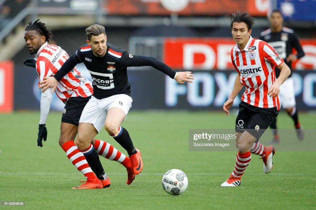 Sparta Rotterdam v Willem II - Eredivisie