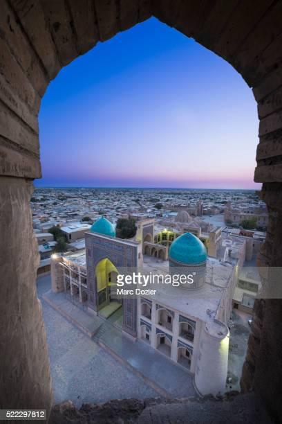Mir I Arab Madrasah in Uzbekistan