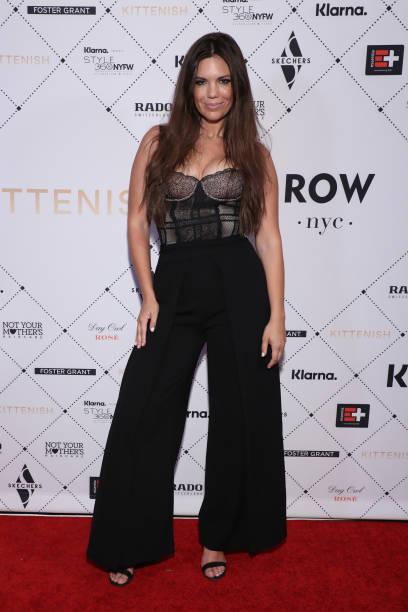NY: Klarna STYLE360 NYFW Hosts Kittenish by Jessie James Decker After Party At ROW NYC