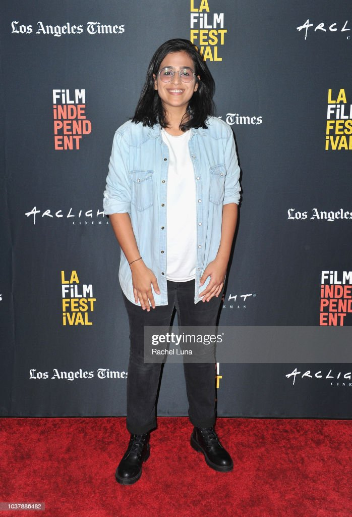 "2018 LA Film Festival - Global Media Makers Presentation Of ""Look At Me"""