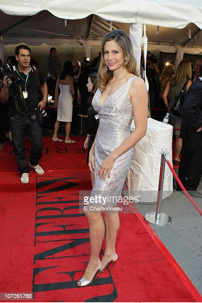 Mira Sorvino at Focus Features Gala Screening of 'Reservation Road' during the 2007 Toronto International Film Festival held at Roy Thompson Hall on...