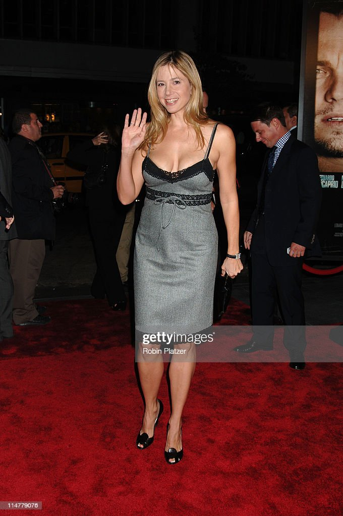 """""""The Departed"""" New York City Premiere"""