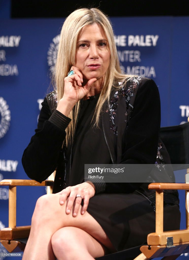 "AT&T Audience Hosts An FYC Conversation With ""Condor"" Star Mira Sorvino : News Photo"