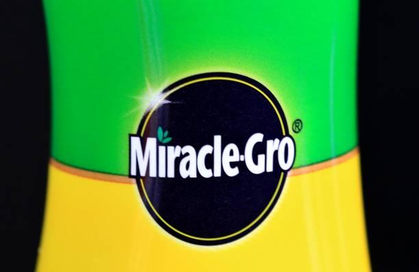 Miracle-Gro fertilizer