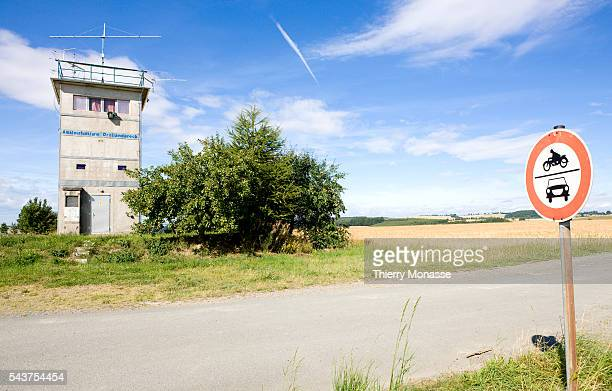 A mirador at the former border between East and West Germany The German Democratic Republic or East Germany was a socialist state created by the...