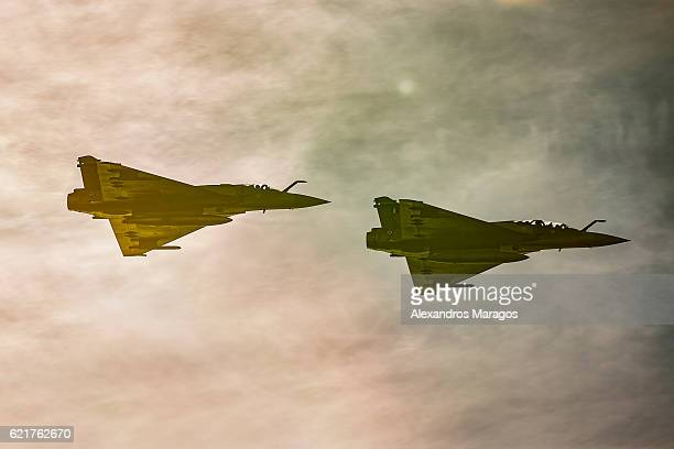 Mirage 2000 Fighter Aircrafts