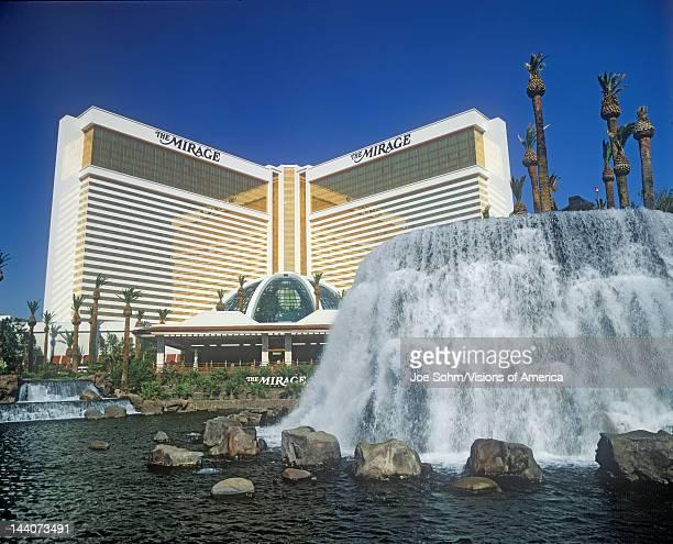 Mirage Hotel and Casino, Las Vegas, NV