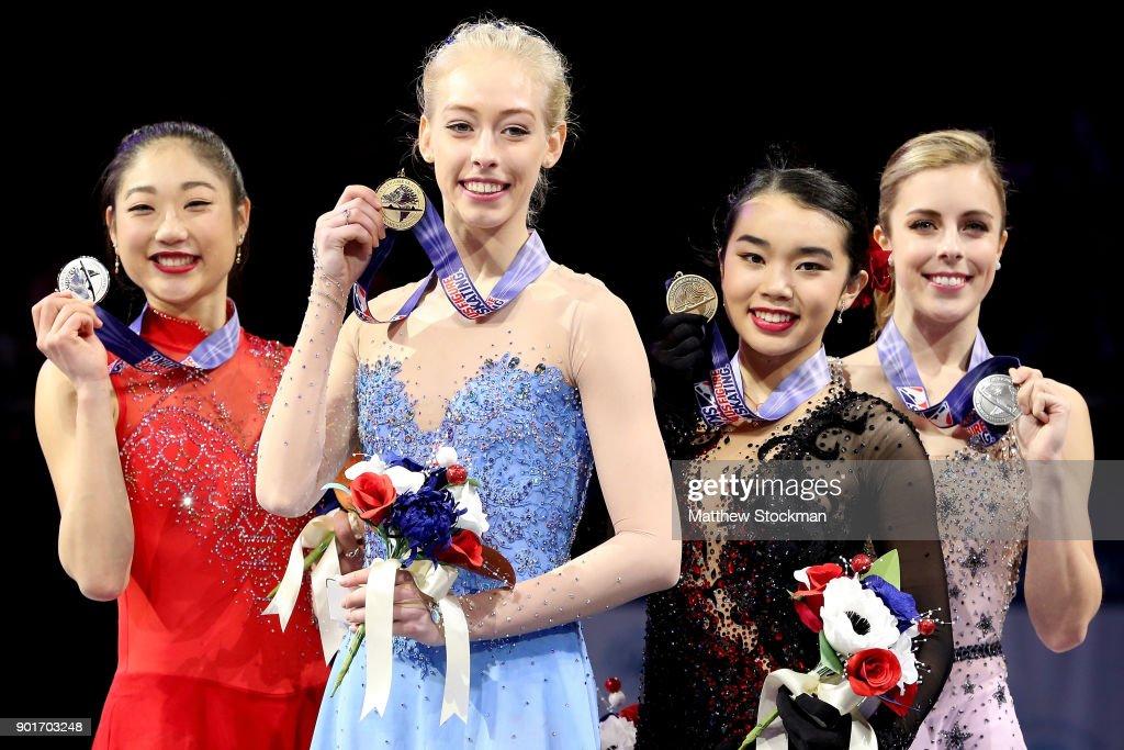 2018 Prudential U.S. Figure Skating Championships - Day 3 : ニュース写真