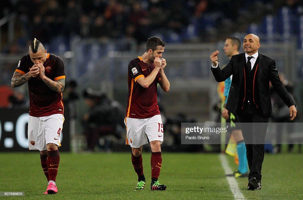 AS Roma v Frosinone Calcio - Serie A