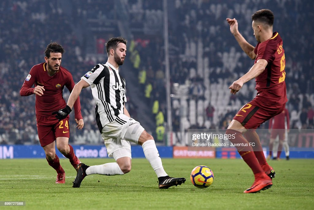 Juventus v AS Roma - Serie A : News Photo
