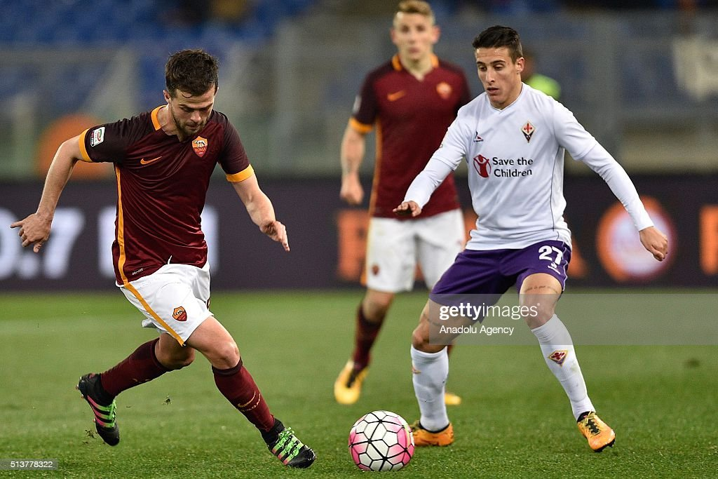 AS Roma v ACF Fiorentina - Serie A : News Photo