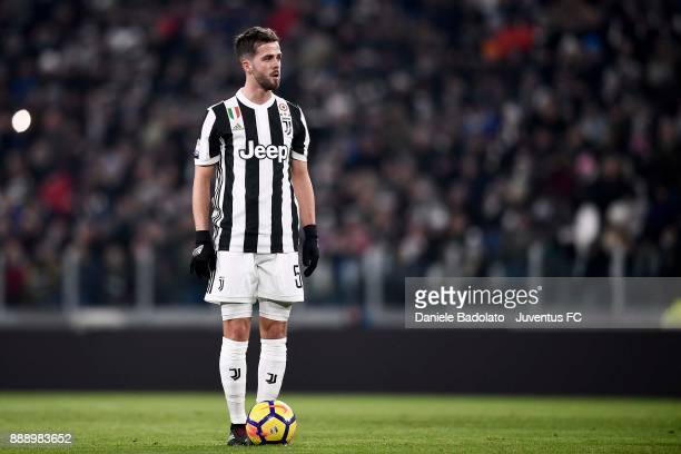 Miralem Pjanic of Juventus in action during the Serie A match between Juventus and FC Internazionale on December 9 2017 in Turin Italy