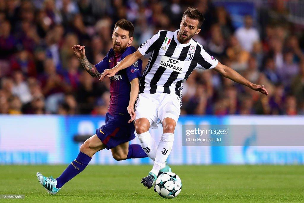 FC Barcelona v Juventus - UEFA Champions League : News Photo
