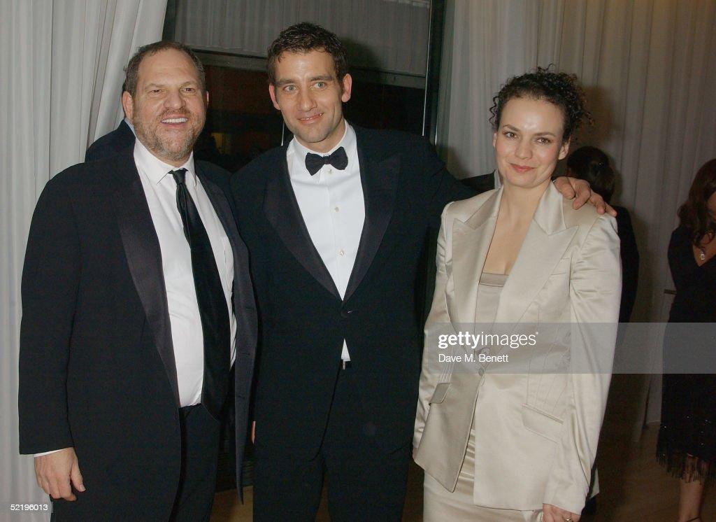 The Orange British Academy Film Awards 2005 - Miramax Party