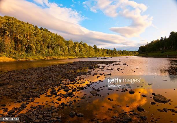 Miramichi River scenic